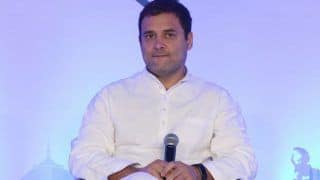 Rahul Gandhi to Address Grand Rally in Andhra's Kurnool, Interact With Students
