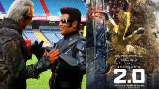 2.0 New Poster Out: Teaser of Rajinikanth And Akshay Kumar's Film to Release on September 13