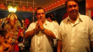 Ganesh Chaturthi 2018: Randhir Kapoor Gets Emotional, Confirms This is Last Time They're Celebrating Festival at RK Studios; Watch Video