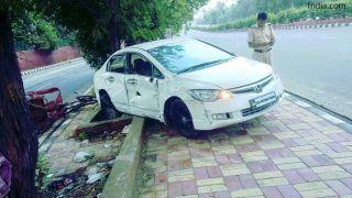 Drunk Youth Mows Down Two People in Delhi's Rajouri Garden