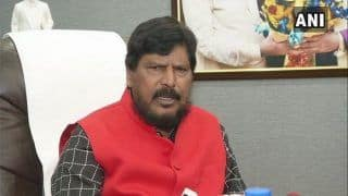 केंद्रीय मंत्री रामदास अठावले ने कहा- गौरक्षा के लिए मुस्लिम भी आएं आगे