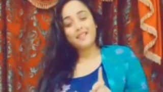 Bhojpuri Sizzling Beauty Rani Chatterjee Flaunts Her Sexy Thumkas in This Viral Video - Watch
