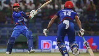 BANvsAFG: अफगानिस्तान ने दिया 256 रन का लक्ष्य, राशिद खान ने जड़ा तूफानी अर्धशतक