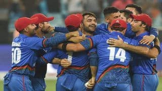 India vs Afghanistan Asia Cup 2018: Mohammad Shahzad, Rashid Khan Shine as Gritty Afghanistan Pull-Off Thrilling Tie Against India to End on a High