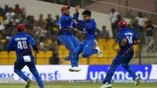 Asia Cup 2018, 3rd ODI: Rashid Khan, Rahmat Shah And Mujeeb Ur Rahman Shine as Dominant Afghanistan Knock Sri Lanka Out of Tournament