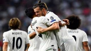 Real Madrid Hammers AS Roma 3-0 to Make a Flying Start in UEFA Champions League 2018-19 Campaign--WATCH