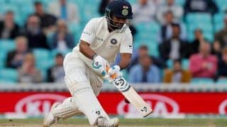 India vs England 2018, 5th Test at Oval: Rishabh Pant Holes Out Against Adil Rashid After Record-Breaking Test Century, Moeen Ali Completes Good Catch | WATCH