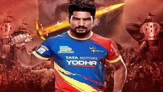 Pro Kabaddi League: Rishank Devadiga Named Captain of UP Yoddha
