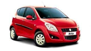 Maruti Suzuki Ritz production stopped in India