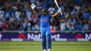 Rohit Sharma Grabs Second Spot Behind Virat Kohli in ICC ODI Rankings, Rashid Khan Topples Shakib al Hasan to Top All-Rounders' List