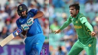ICC Cricket World Cup 2019: India vs Pakistan Head-to-Head Record in ODIs, WC History, Match Details, Online Streaming IND vs PAK, TV Broadcast, Manchester Venue Stats