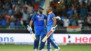 Asia Cup 2018, Super Four: Shikhar Dhawan, Rohit Sharma Hammer Hundreds as India Crush Pakistan by 9 wkts to Reach Finals