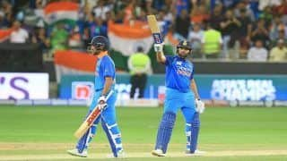 India vs Pakistan, Asia Cup 2018, 5th ODI Highlights: Rohit Sharma, Bhuvneshwar Kumar, Kedar Jadhav Star as India Thump Pakistan By 8 Wickets
