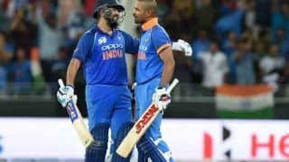 Rohit Sharma Records Shikhar Dhawan's Weird Habit to Leave Internet in Splits, Team India Opener Gives Witty Response in Defence | WATCH VIDEO