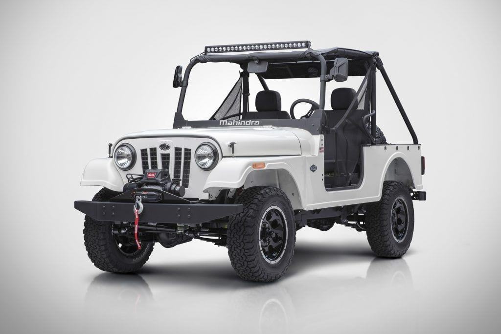 Mahindra ROXOR Officially Unveiled for USA Market; Price, Specs, Images, Features, Dimensions