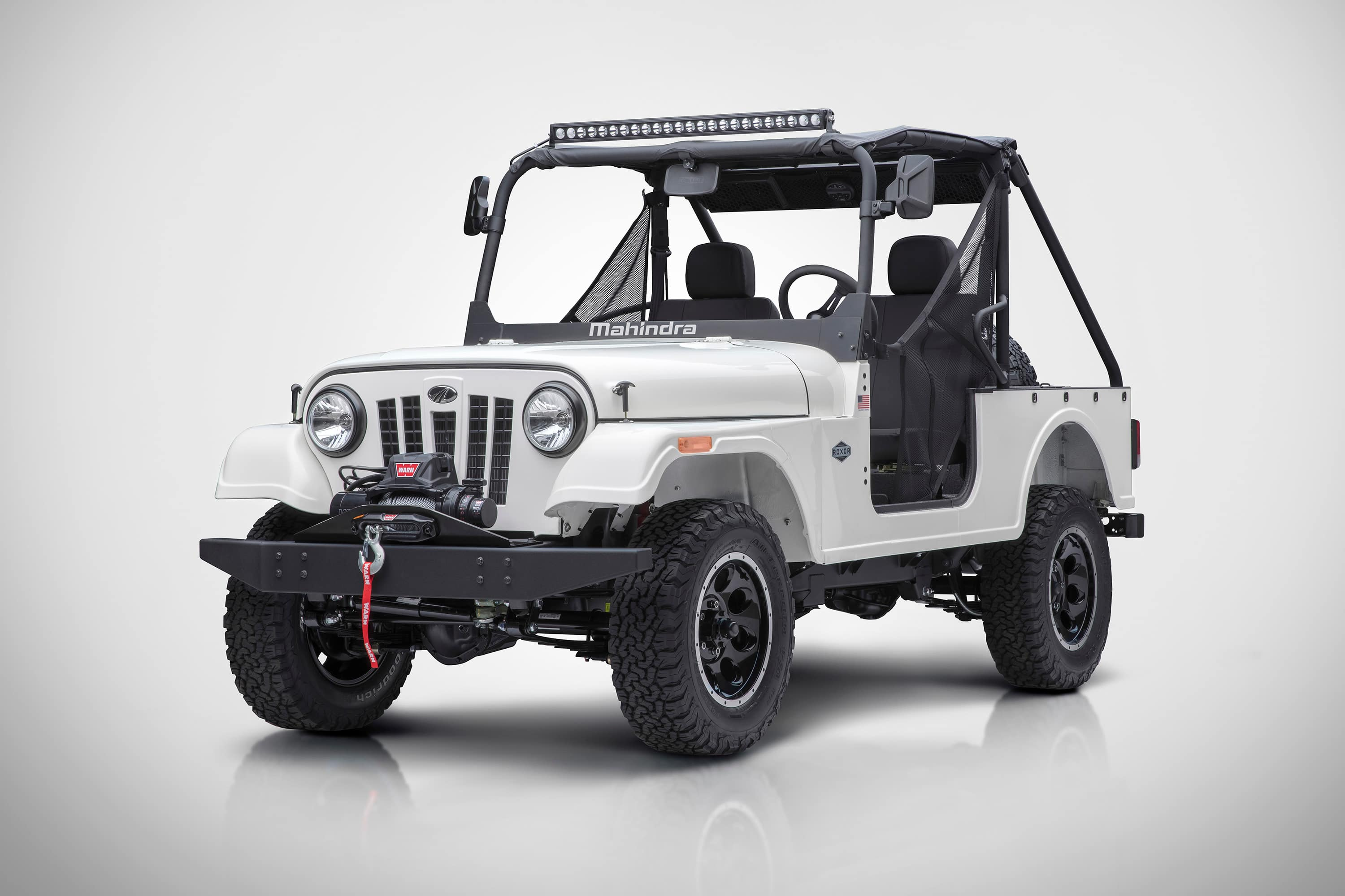 Mahindra ROXOR Officially Unveiled for USA Market