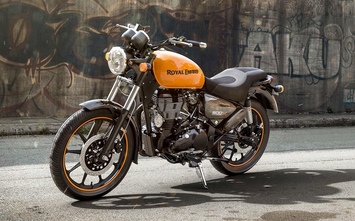 Royal Enfield Thunderbird 350x 500x Price In India Mileage