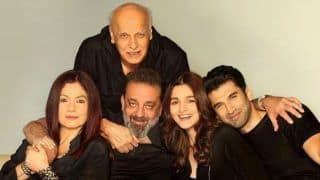 Alia Bhatt Wraps First Shoot Schedule of Sadak 2 With Pooja Bhatt And Mahesh Bhatt