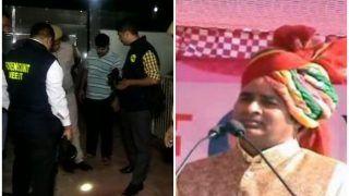 BJP MLA संगीत सोम के घर पर फेंका हथगोला, अंधाधुंध गोलीबारी, पांच सुरक्षाकर्मी निलंबित