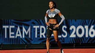Former Olympic Champion Sanya Richards-Ross Named Event Ambassador of Delhi Half Marathon