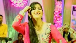 Haryanvi Hottie Sapna Chaudhary Once Again Flaunts Her Sexy Thumkas on This Haryanvi Song - Watch Viral Video