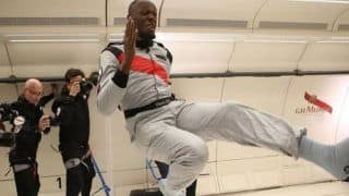 Sprint King Usain Bolt Races on Zero-Gravity Conditions, Defeats Astronauts--WATCH