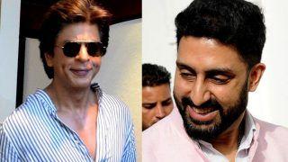 Abhishek Bachchan Speaks on Shah Rukh Khan Being The Villain of Dhoom 4