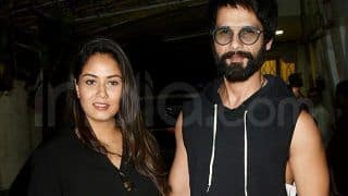 Shahid Kapoor on Wife Mira Rajput Choosing Scripts For Him: She Has Other Things to do