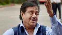 Masterstroke by Master of Situation   : Shatrughan Sinha Praises Congress' Minimum Income Guarantee Scheme