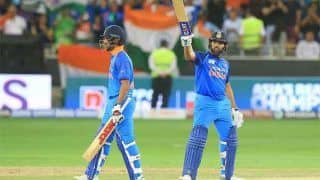 India-Pakistan Match 2018: टीम इंडिया ने पाकिस्तान को 8 विकेट से हराया, रोहित का शानदार अर्धशतक