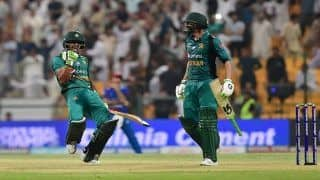 Asia Cup 2018, Pakistan vs Bangladesh, Super Four: Shoaib Malik's Unbeaten Fifty Saves Pakistan From Blushes Against Afghanistan