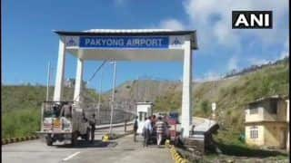 Sikkim Set to Enter Aviation Map; PM Narendra Modi to Inaugurate Pakyong Greenfield Airport on September 24
