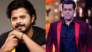 Bigg Boss 12 Contestant S Sreesanth Accidentally Spit Kerosene on a Female Dancer During His Fire Act on Salman Khan's Show