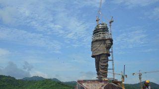 सरदार पटेल की सबसे ऊंची प्रतिमा 'स्टैच्यू आफ यूनिटी' का 31 अक्टूबर को उद्घाटन करेंगे पीएम मोदी