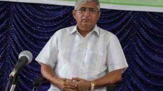 गोवा RSS के पूर्व प्रमुख ने कहा- भगवान राम को भी चुनाव जीतने के लिए पैसे खर्च करने पड़ते
