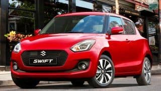 New (Maruti) Suzuki Swift Hybrid unveiled in Japan; Delivers a mileage of 32kmpl