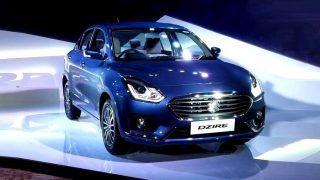 Maruti Suzuki Dzire 21,494 Units Recalled over Faulty Rear Wheel Hub