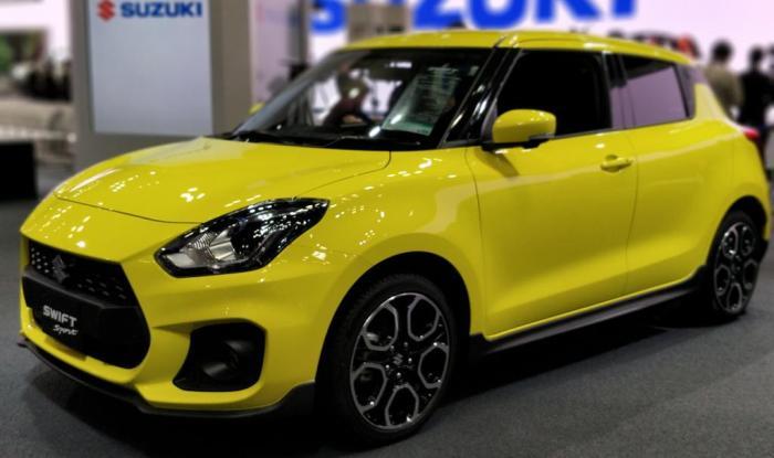 Tokyo Motor Show New Suzuki Swift Sport Showcased News Cars - Tokyo car show 2018