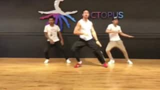Tiger Shroff Shows Off Crazy Dance Skills During Student Of The Year 2 Rehearsal