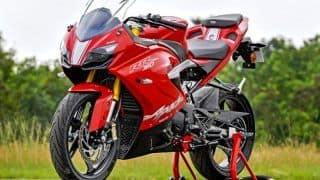 Three Million Apaches Sold Since 2005, Says TVS Motor