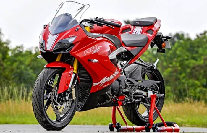 Tvs Apache Rr 310 Price In India Images Top Speed Mileage