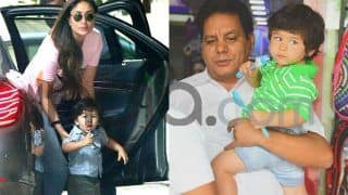 Taimur Ali Khan Beats Kareena Kapoor in Looking Cute on an Outing; Check Taimur's Latest Pics