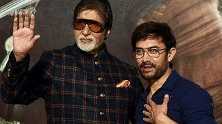 आमिर के कहने पर की नागराज मंजुले की फिल्म 'झुंड': अमिताभ बच्चन
