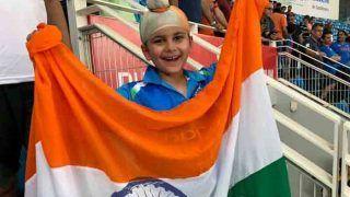 AsiaCup2018: भारत की जीत के सोशल मीडिया पर छा गया नन्हा प्रशंसक, भज्जी ने किया था ट्वीट