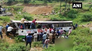 Telangana: 52 Dead, Several Injured as Bud Falls Into Valley; CM Announces Rs 5 lakh Solatium