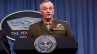 Target All Terrorist Groups, Pentagon to Pakistan