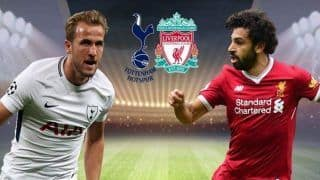English Premier League 2018-19: Tottenham vs Liverpool, Live Streaming and Latest updates, When and Where to Watch Online IST