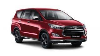 Toyota Innova Crysta Touring Sport launching tomorrow; Price in India likely to start from INR 20 lakh