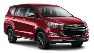 Toyota Innova Crysta Touring Sport launching today in India