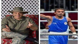 ओलिंपिक चैंपियन को हराने के बाद अब 'ही-मैन' का सामना करेगा एशियन चैंपियन